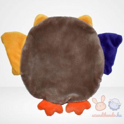 Ergee színes bagoly szundikendő, hátulról
