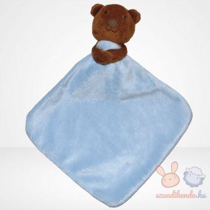 F&F barna macis kék szundikendő