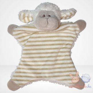 Ergee csíkos hasú bárány szundikendő