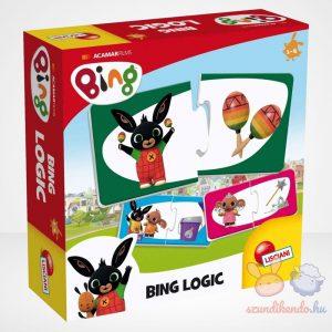 Bing Logic - Baby logikai fejlesztő puzzle (2x16 db)