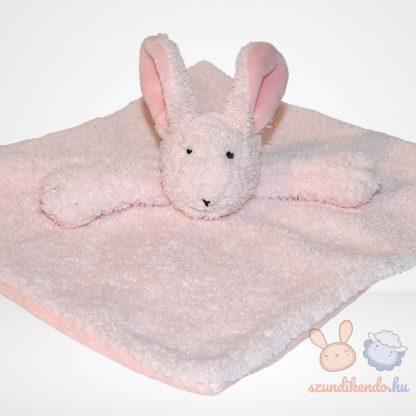 Jelly Kitten rózsaszín nyuszi szundikendő - bolyhos (Jellycat)