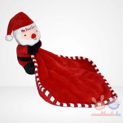 My first Christmas (Első karácsonyom) télapó szundikendő (TJM)