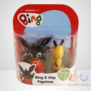 Bing és barátai 2 darabos szett Bing és Flop műanyag figura