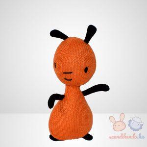 Bing és barátai: Flop plüss figura (19 cm, kötött anyagú)