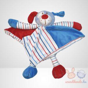 Early Days kék-piros hosszú lábú kutya szundikendő
