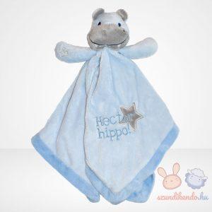 Hector hippo kék víziló szundikendő (Primark Early Days)