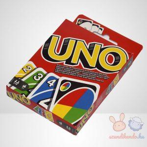 Klasszikus UNO kártya (Mattel)