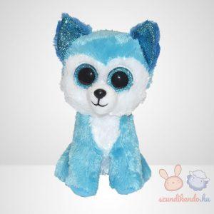 TY Beanie Boos - Prince, kék színű plüss husky