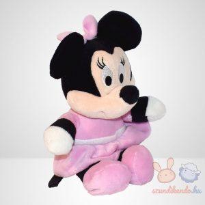 Nicotoy Mickey egér és barátai: Minnie egér plüss (20 cm), jobbról